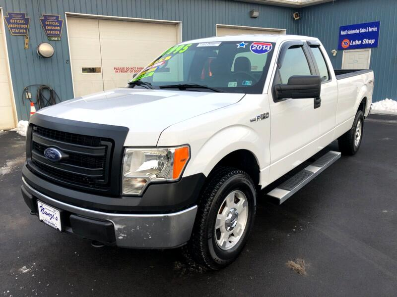 2014 Ford F-150 XL SuperCab Long Box 4WD