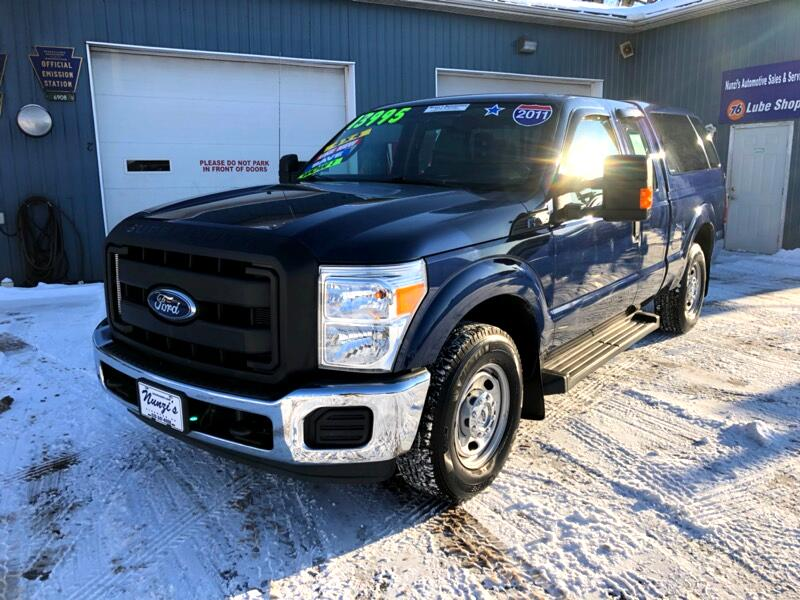 2011 Ford F-250 SD XLT SuperCab 2WD