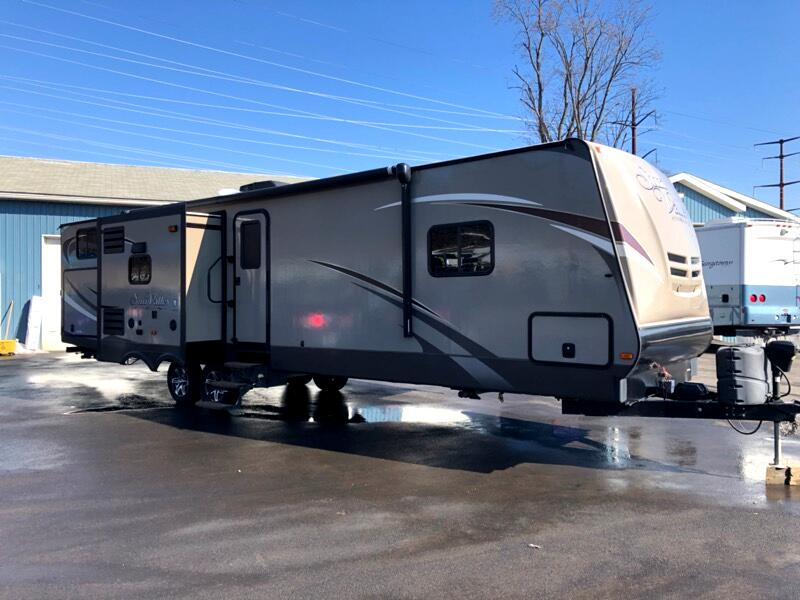 2013 Evergreen Ascend RV Sun Valley S300 BHSL