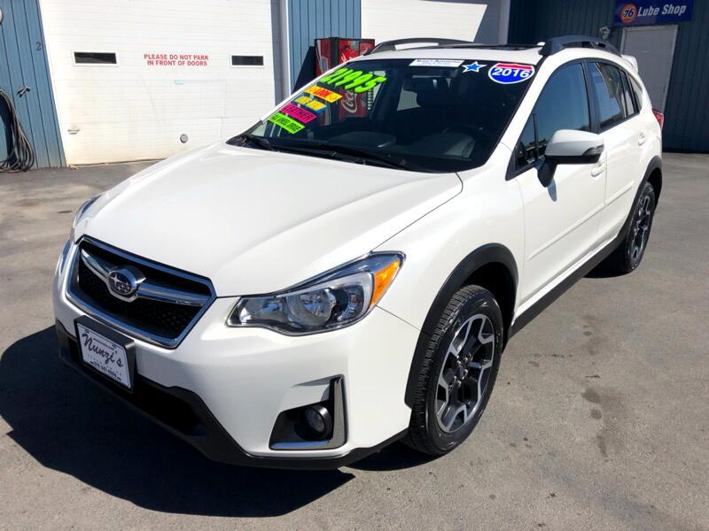 2016 Subaru Crosstrek 5dr CVT 2.0i Limited