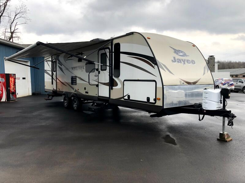 2015 Jayco White Hawk Ultra Lite 33 BHBS