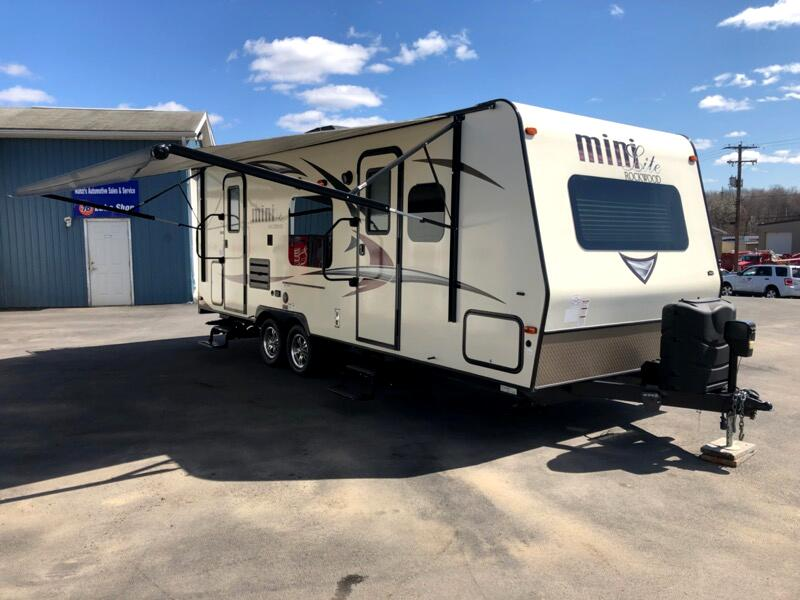 2017 Rockwood Mini Lite 2502KS