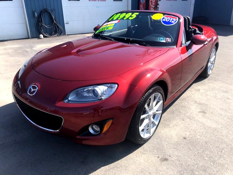2012 Mazda MX-5 Miata Touring PRHT