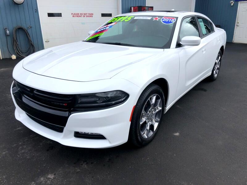 2016 Dodge Charger Rallye AWD