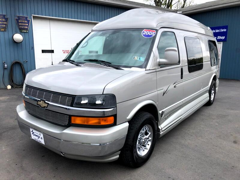 2005 Chevrolet Express 1500 Explorer Limited SE Conversion