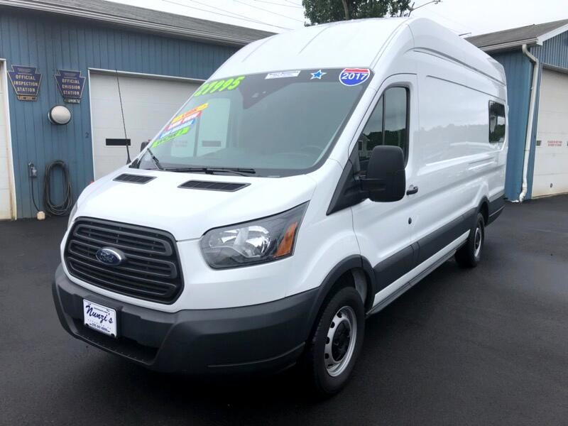 2017 Ford Transit 350 High Roof Extended Cargo Van