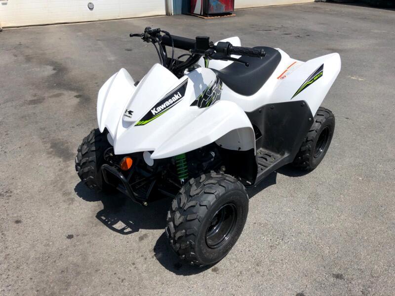 2019 Kawasaki KFX 50