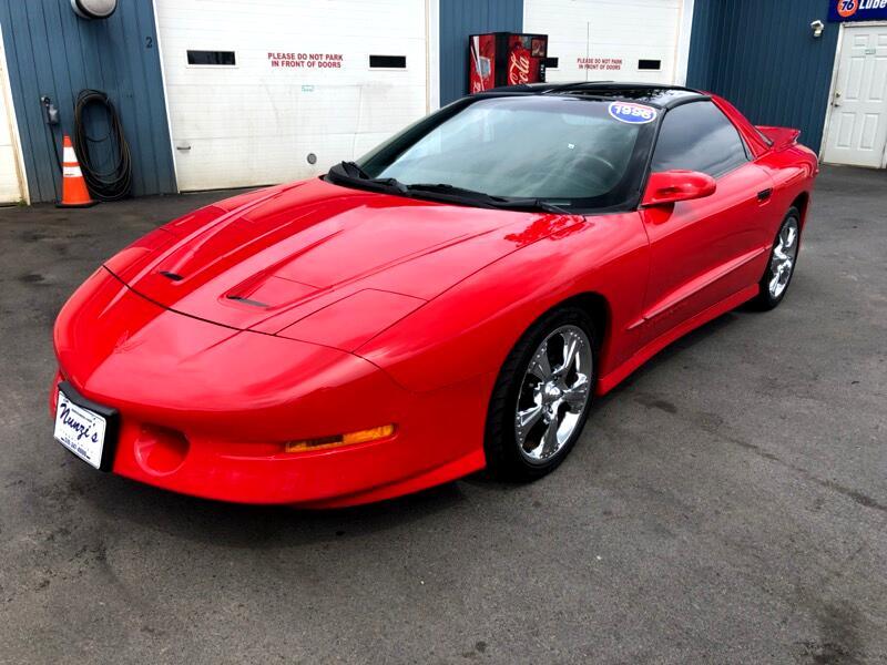 1996 Pontiac Firebird 2dr Coupe Trans Am