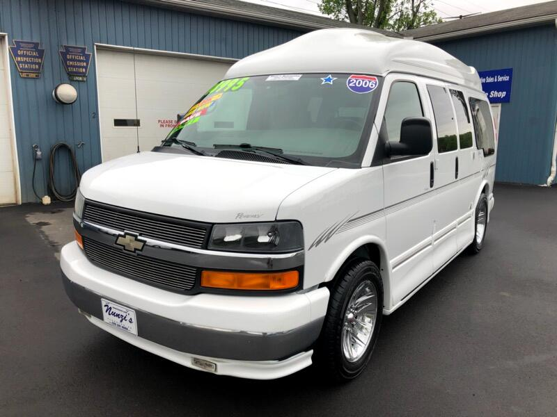 2006 Chevrolet Express Regency Protege Conversion