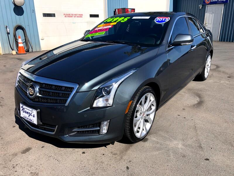 2013 Cadillac ATS 4dr Sdn 3.6L Performance AWD
