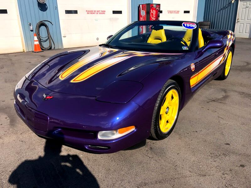 1998 Chevrolet Corvette Indy 500 Pace Edition