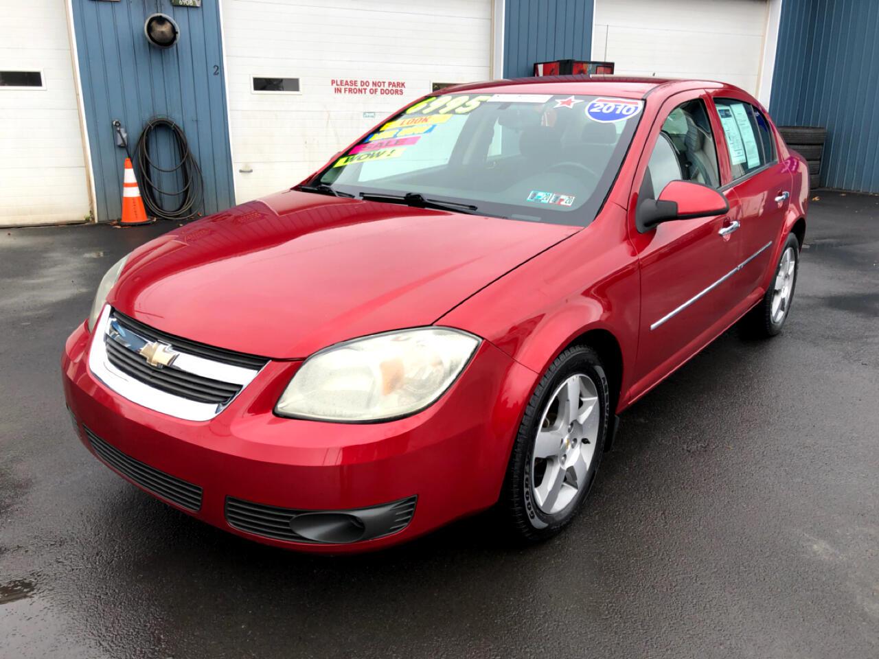 Chevrolet Cobalt LT Sedan 2010