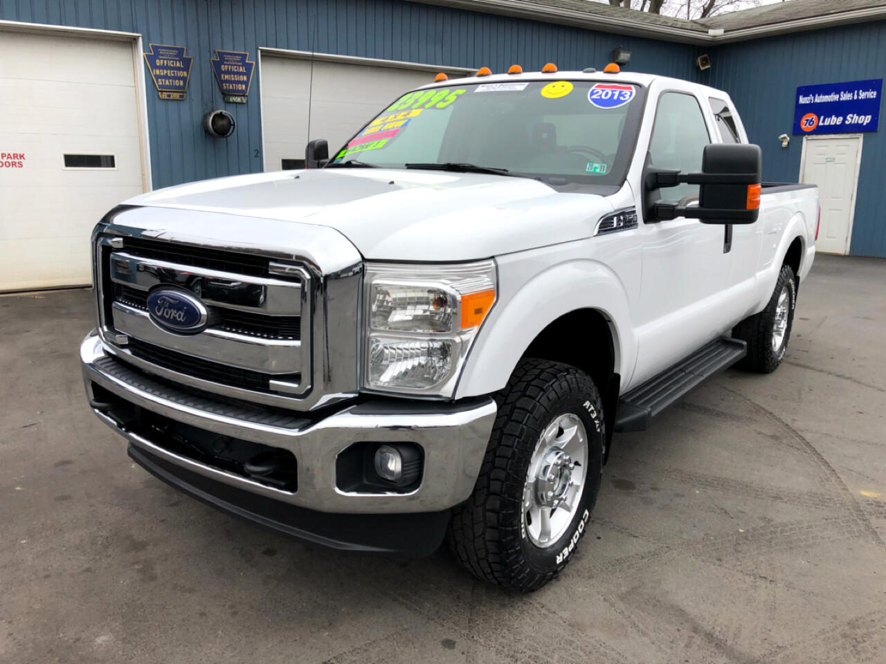 Ford F-250 XLT SuperCab 4WD 2013