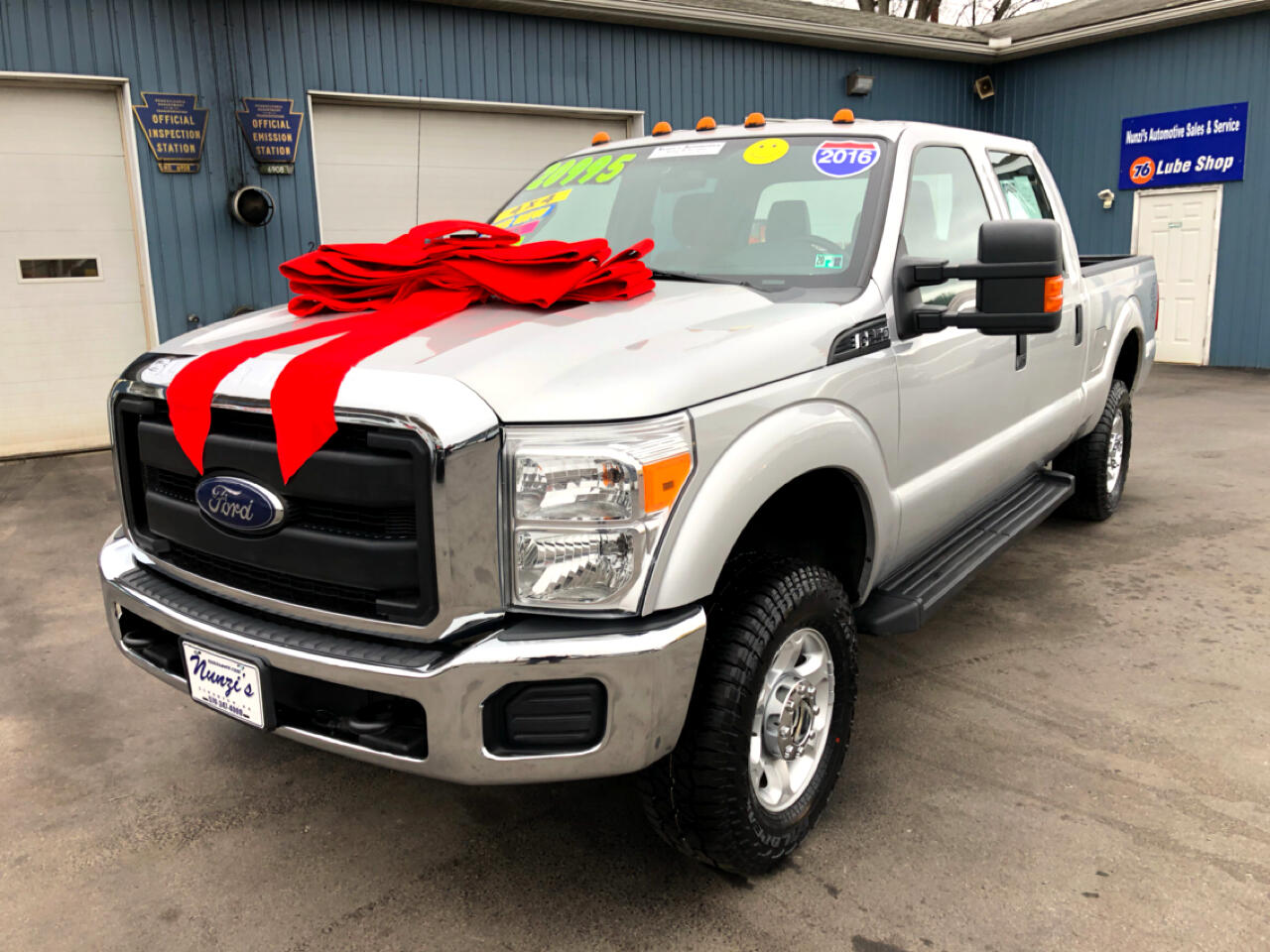 2016 Ford Super Duty F-250 SRW XL 4WD Crew Cab 6.75' Box