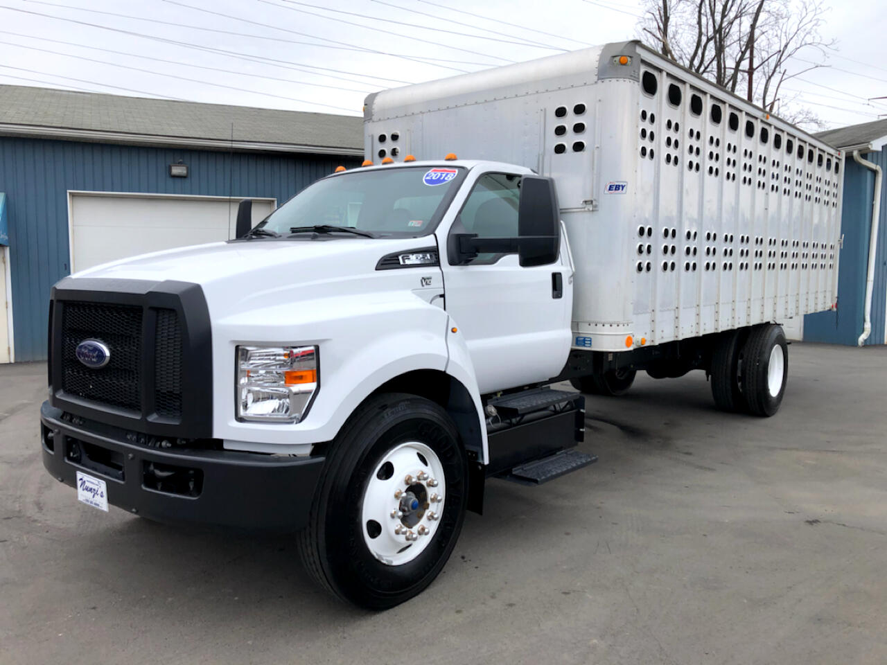 Ford F650  2018