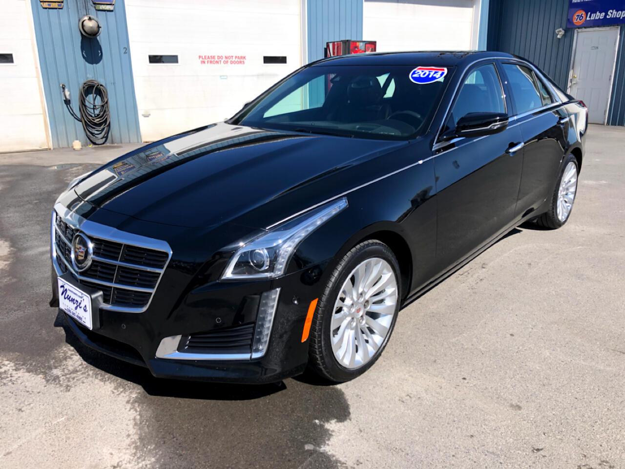 Cadillac CTS Sedan  2014