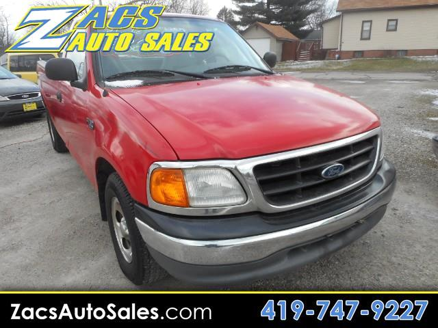 Ford F-150 Heritage XLT Long Bed 2WD 2004