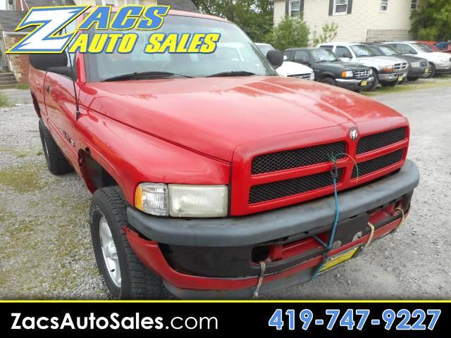 Dodge Ram 1500 Reg. Cab 6.5-ft. Bed 4WD 1998