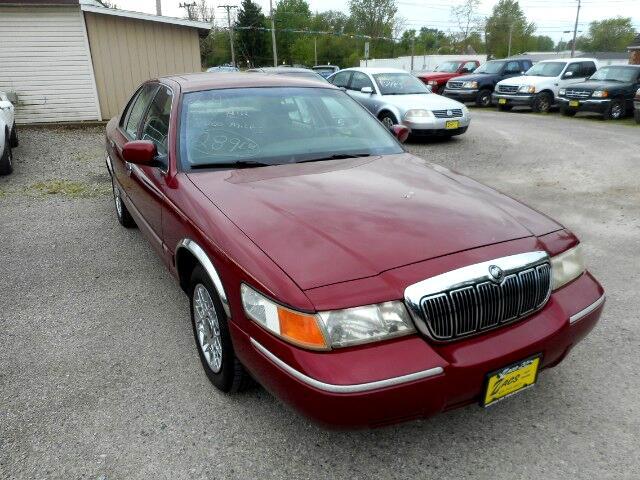 2002 Mercury Grand Marquis GS