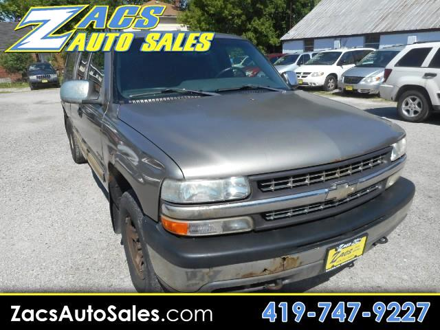 2001 Chevrolet Silverado 1500 LT Ext. Cab Short Bed 4WD