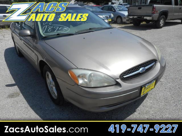 Ford Taurus SES FFV 2003