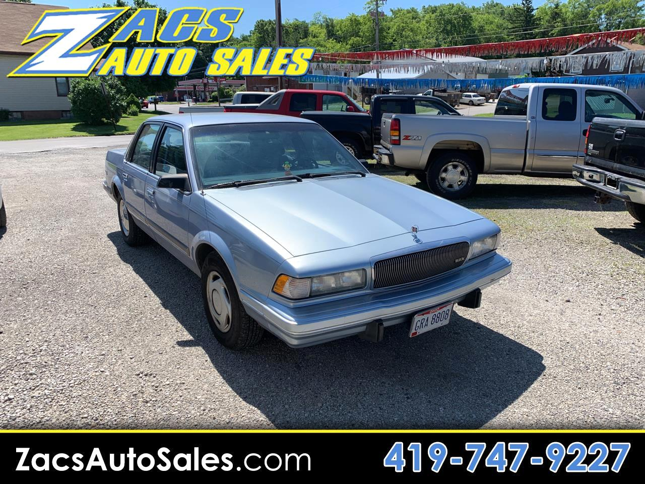 1996 Buick Century Special