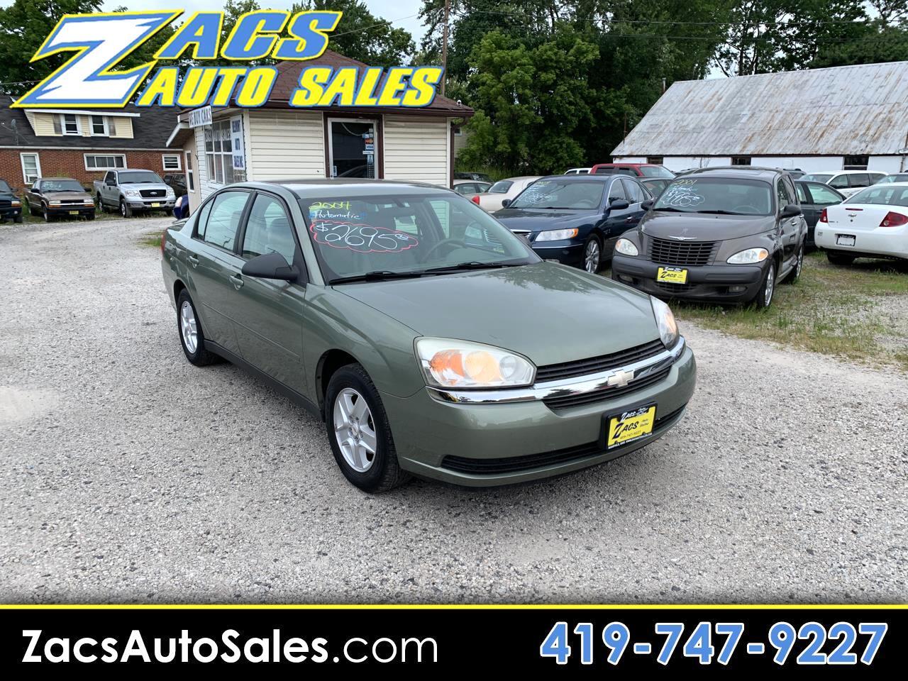 Chevrolet Malibu LS 2004