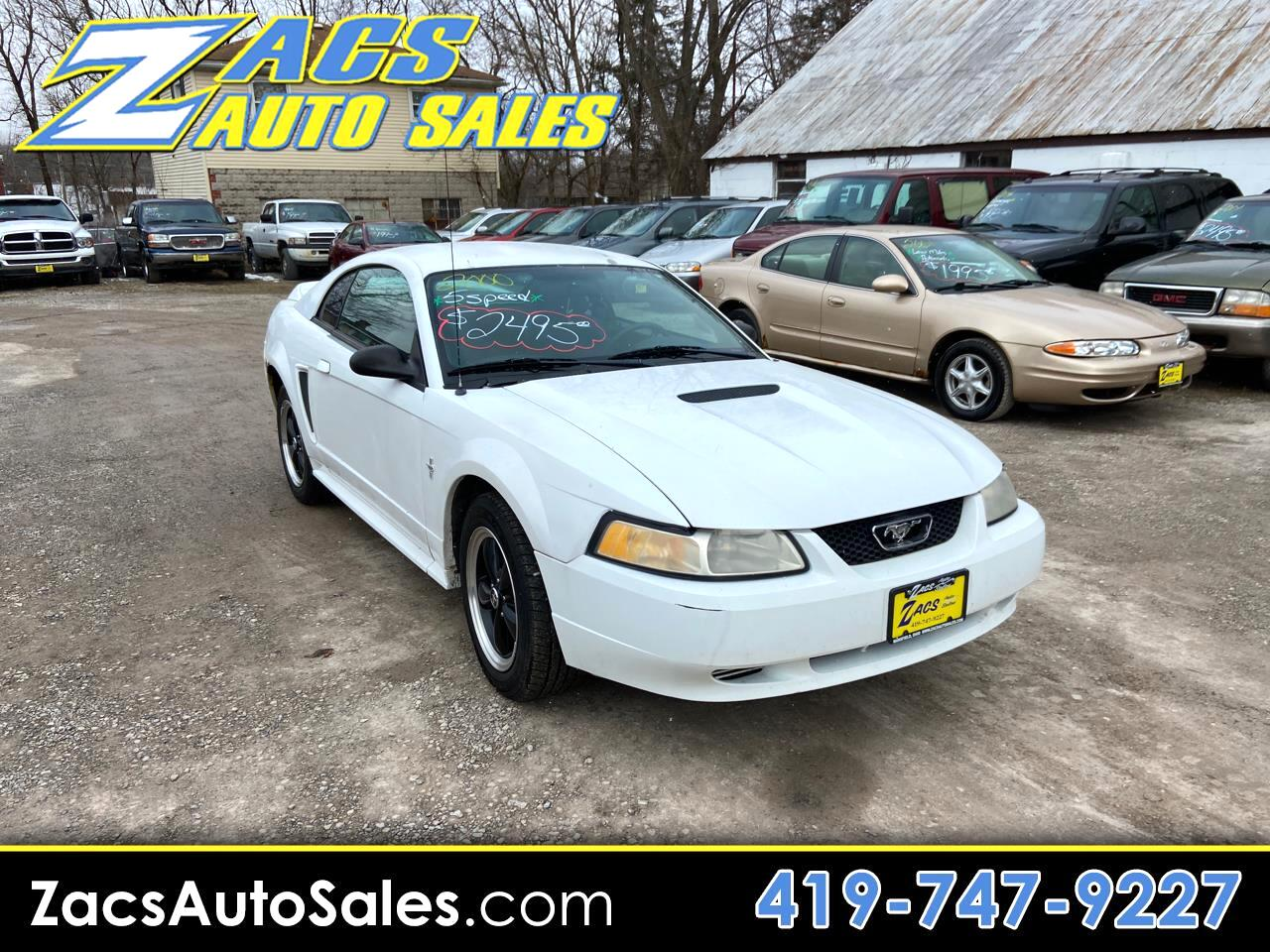 Ford Mustang Coupe 2000