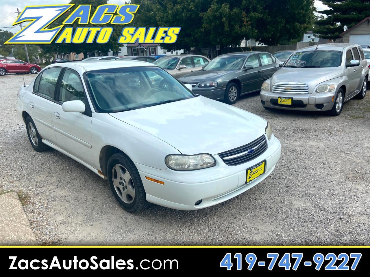 Chevrolet Malibu LS 2003