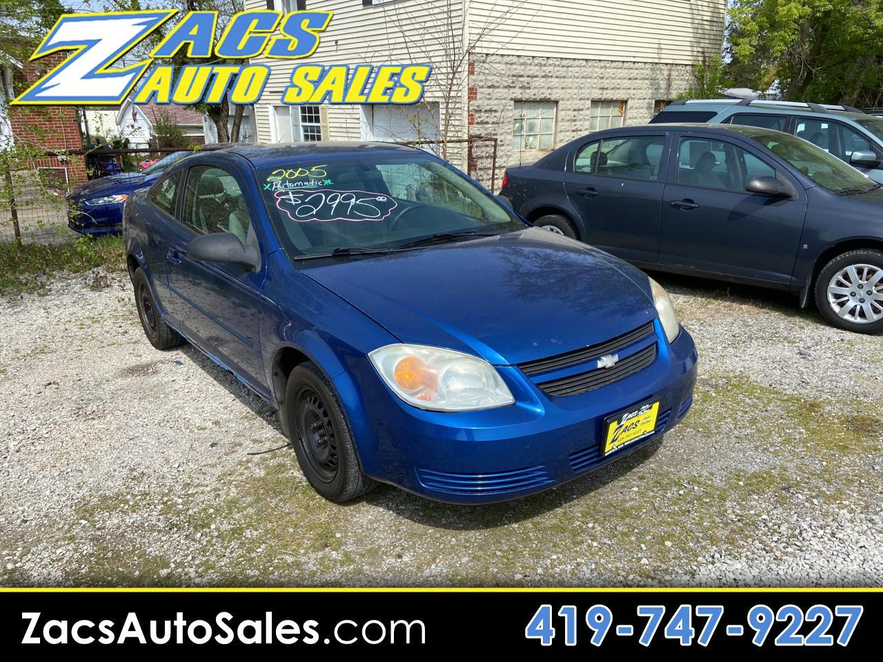 Chevrolet Cobalt Coupe 2005