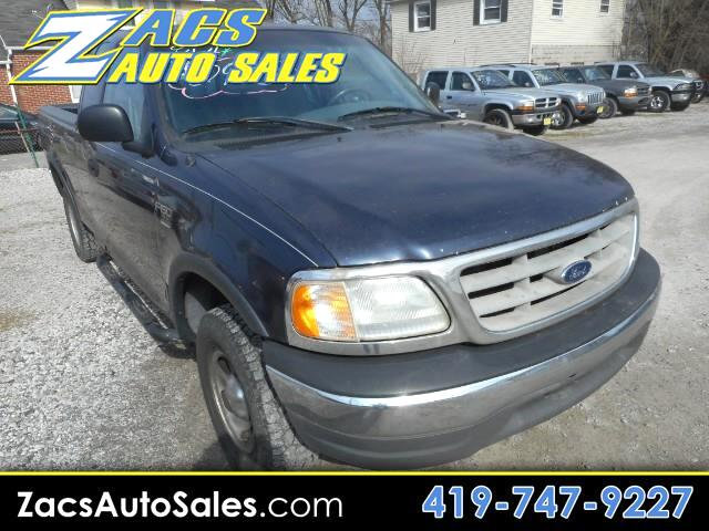 2002 Ford F-150 Lariat SuperCab Short Bed 4WD