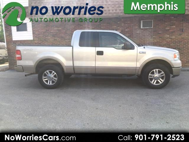 "2006 Ford F-150 4WD SuperCab 133"" Lariat"