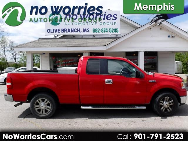 "2006 Ford F-150 2WD SuperCab 145"" XLT"