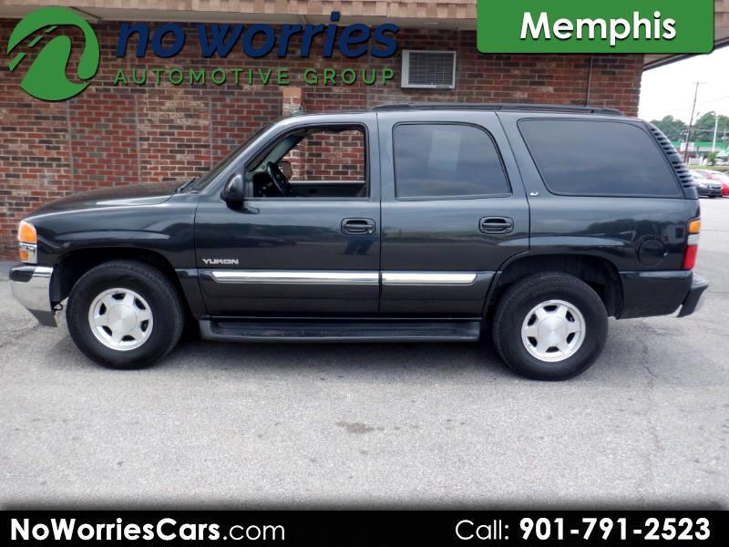 2004 GMC Yukon 2WD
