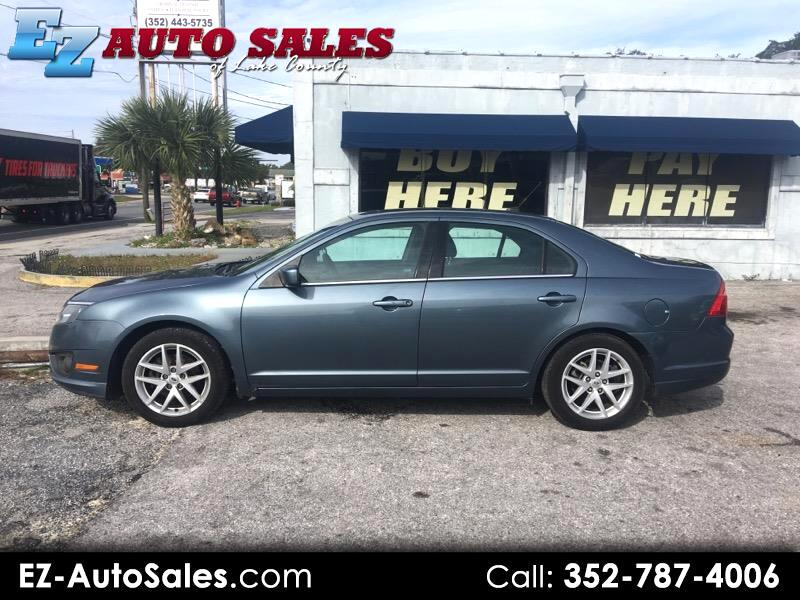 2011 Ford Fusion 4dr Sdn I4 SE