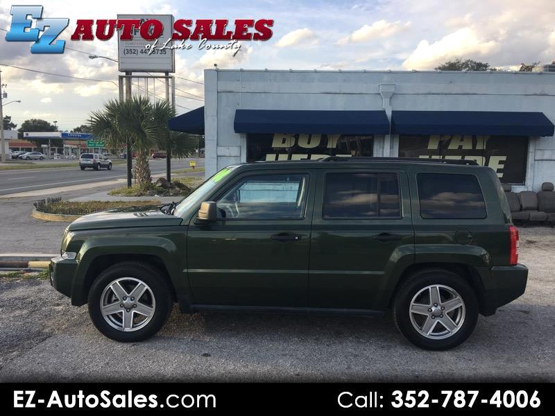 2008 Jeep Patriot 2WD