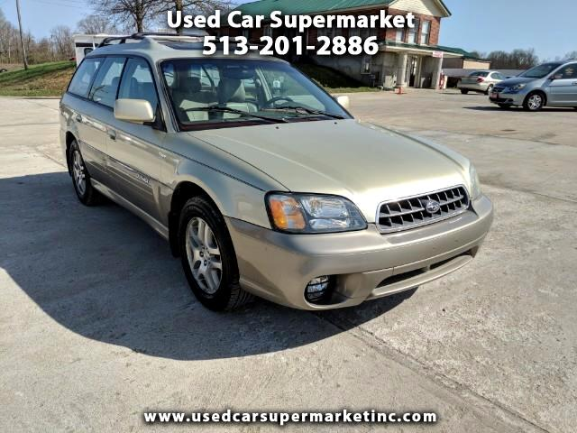 Subaru Outback Limited Wagon 2004