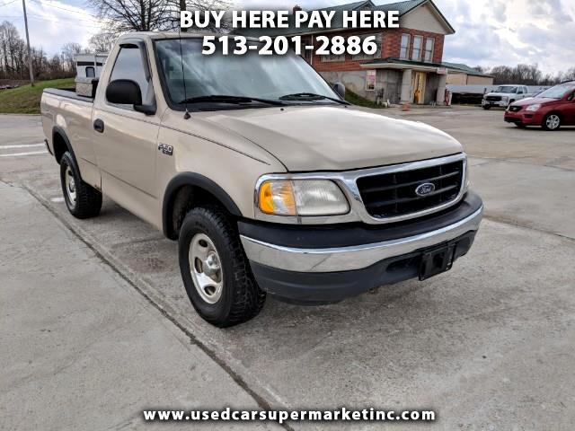 2000 Ford F-150 XL Reg. Cab Short Bed 4WD