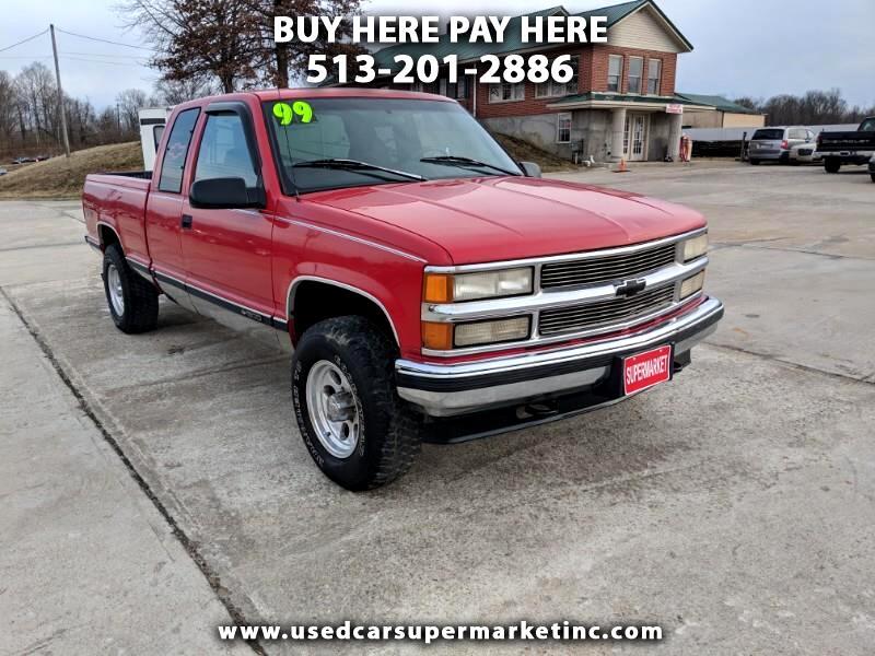 1999 Chevrolet C/K 1500 LS Ext. Cab 4WD