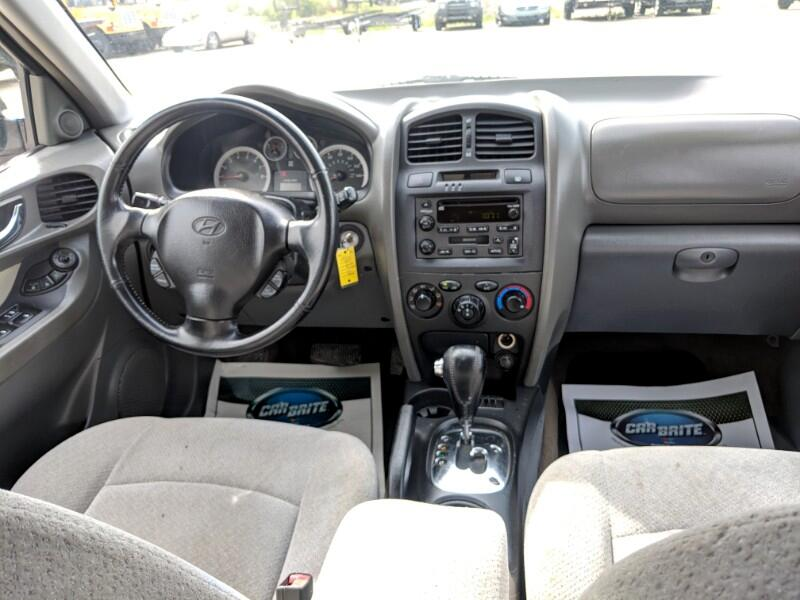 2005 Hyundai Santa Fe GLS 2.7L 4WD