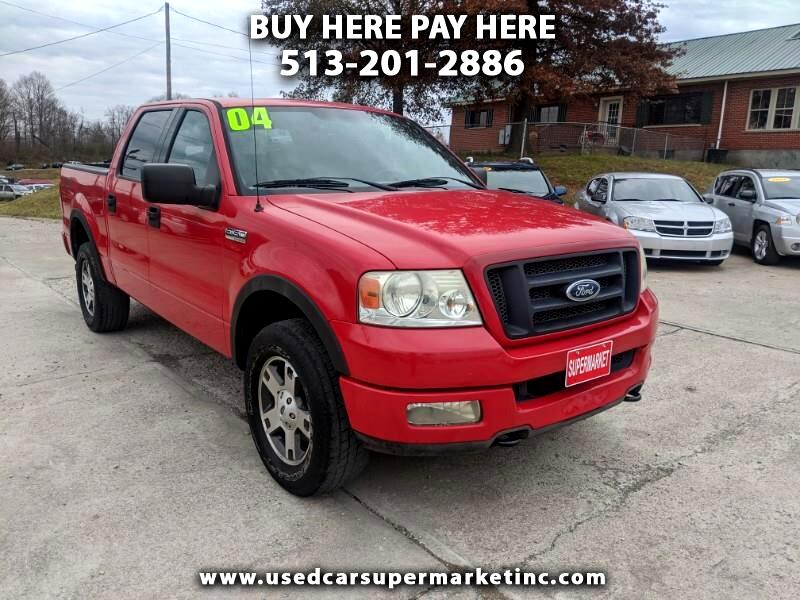 Ford F-150 FX4 SuperCrew 4WD 2004