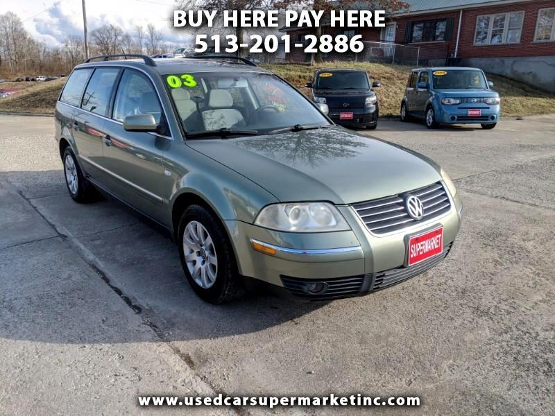 Volkswagen Passat Wagon GLS 2003
