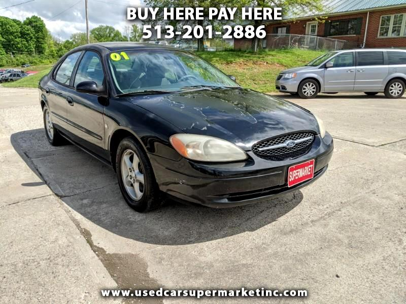 Ford Taurus SES 2001