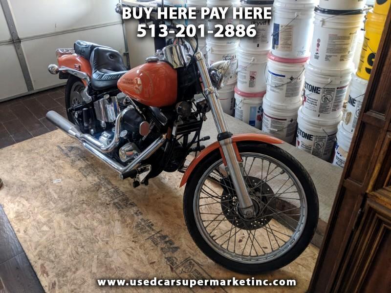 Harley-Davidson FXSTC  1993