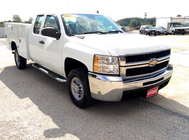 2009 Chevrolet Silverado 2500HD LT Ext. Cab Long Box 2WD