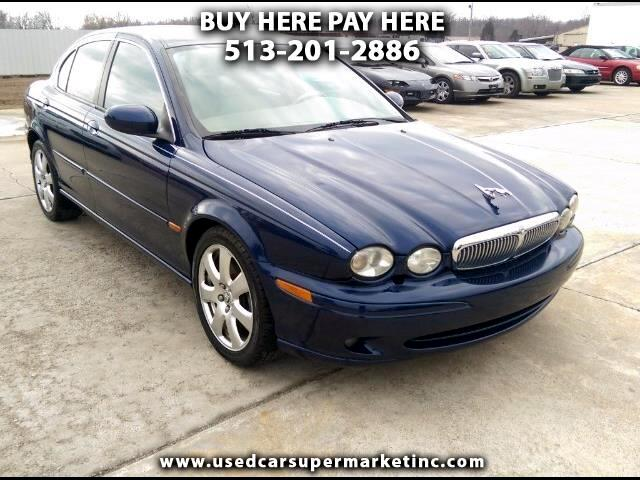 2005 Jaguar X-Type 3.0 Sedan