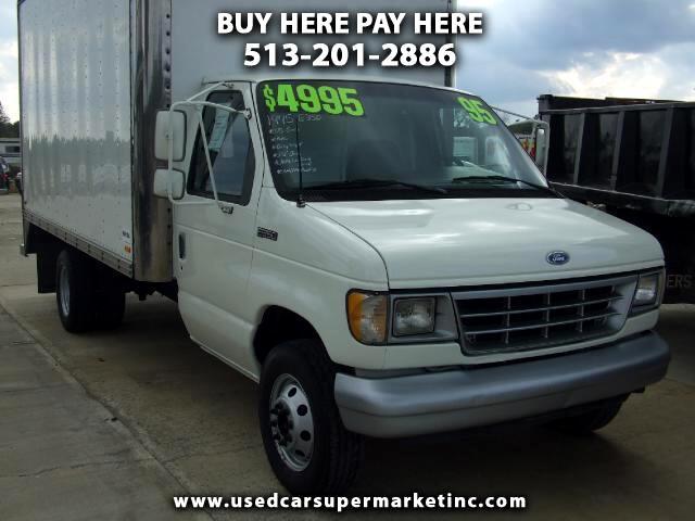 Ford Econoline E350 1995