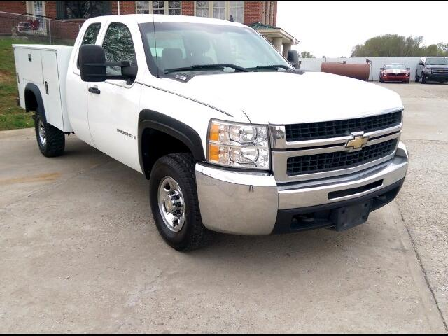 2008 Chevrolet Silverado 2500HD LT1 Ext. Cab Std. Box 2WD