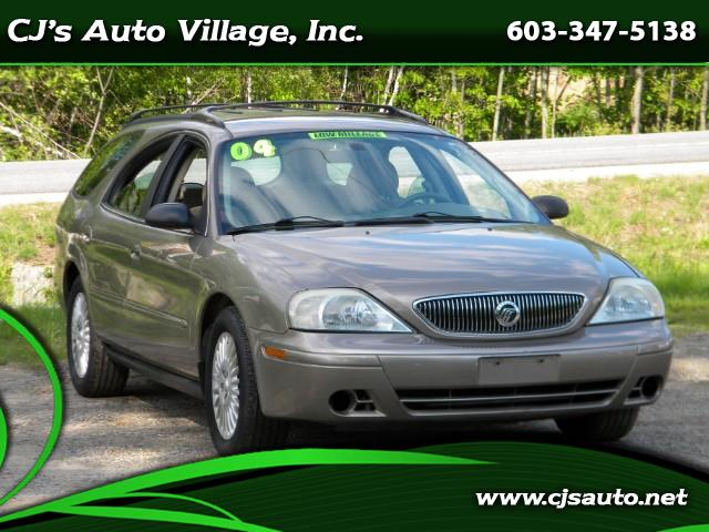 2004 Mercury Sable Wagon GS