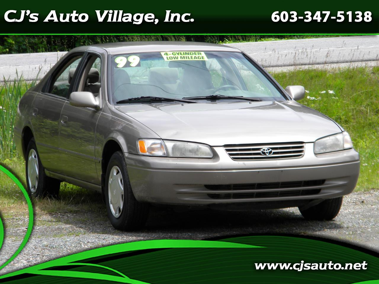 1999 Toyota Camry 4dr Sdn CE Auto
